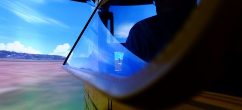C172 Simulator rental for 60 minutes